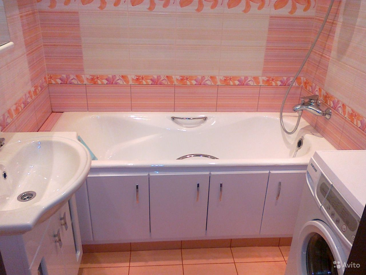 Как сделать недорогой ремонт в ванной своими руками фото