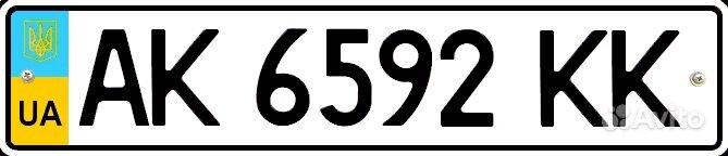 Выдача буквенных серий автотранспорту идёт по порядку с начала алфавита (АА
