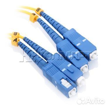 Купить патч-корд оптический NIKOMAX Sc-sc за 460 руб.