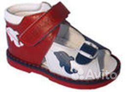 Объявление Ортопедическая обувь таши орто 21 размер