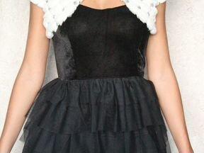 Продаются красивое платье+ болеро