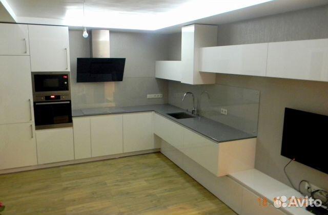 Кухни глянец модерн фото