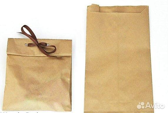 Пакеты для чая из крафт бумаги