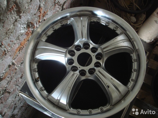 Диски б/у MK Forged Wheels 17х7 JJ ET 35 Ауди А4 купить в ...