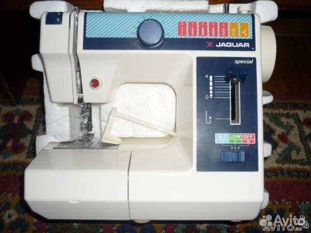 Инструкция к швейной машине ягуар 281
