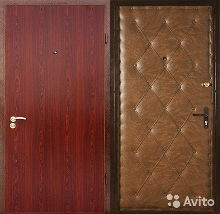 стальные двери в домодедовском районе