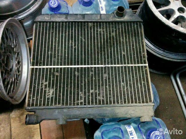 Радиатор, охлаждение двигател / geri