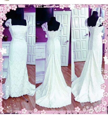 Свадебные платья в черкесске