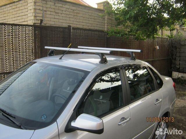 Багажник на крышу автомобиля гранта