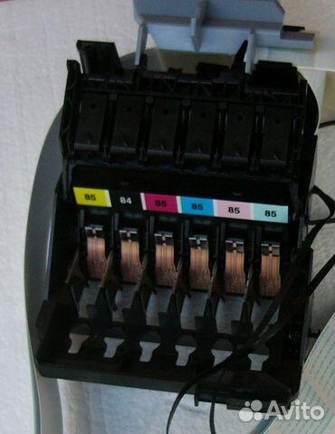Каретка для плоттера HP Designjet 130