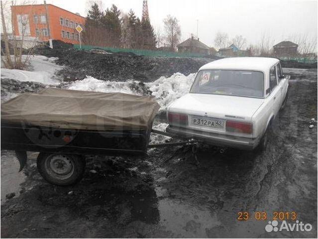 AVITO.ru - Прицеп на легковой автомобиль.