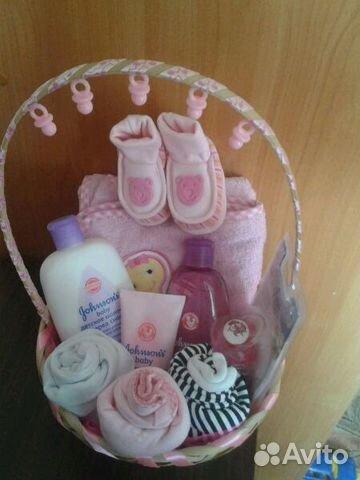 Подарки на рождения ребенка своими руками