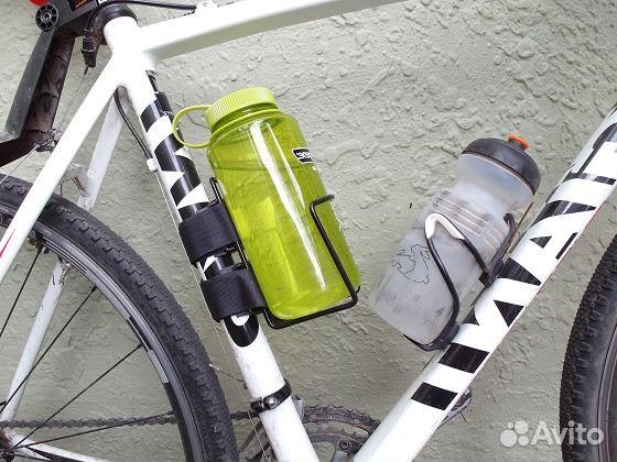 Флягодержатель на велосипед