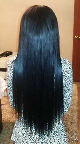 Покраснение выпадение волос краска