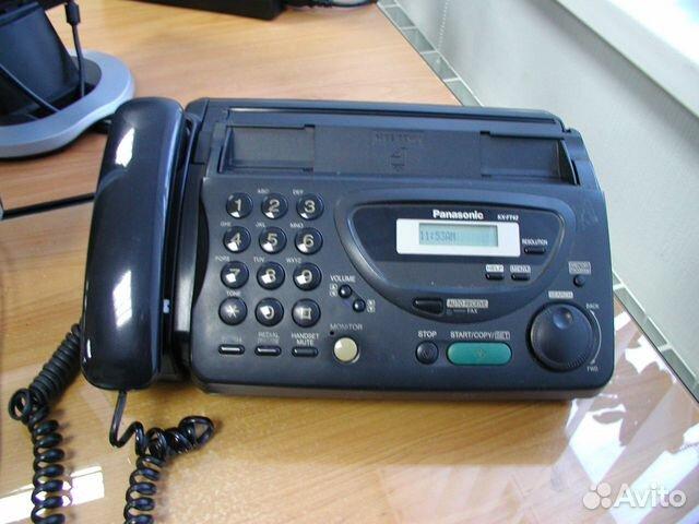 Факс Panasonic KX-FT42