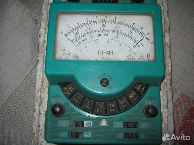Тестр тл-4М.