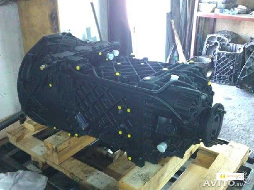 Кпп ZF 16S151 9S1310