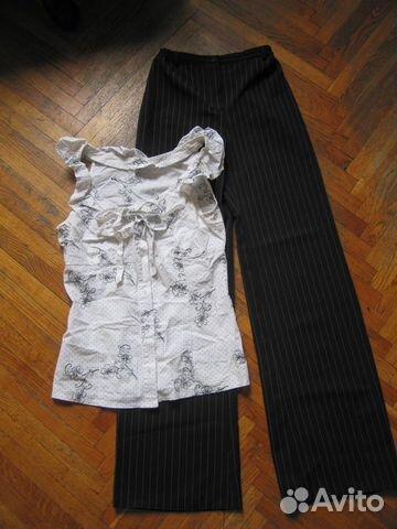 Штани блузка школьная форма 58