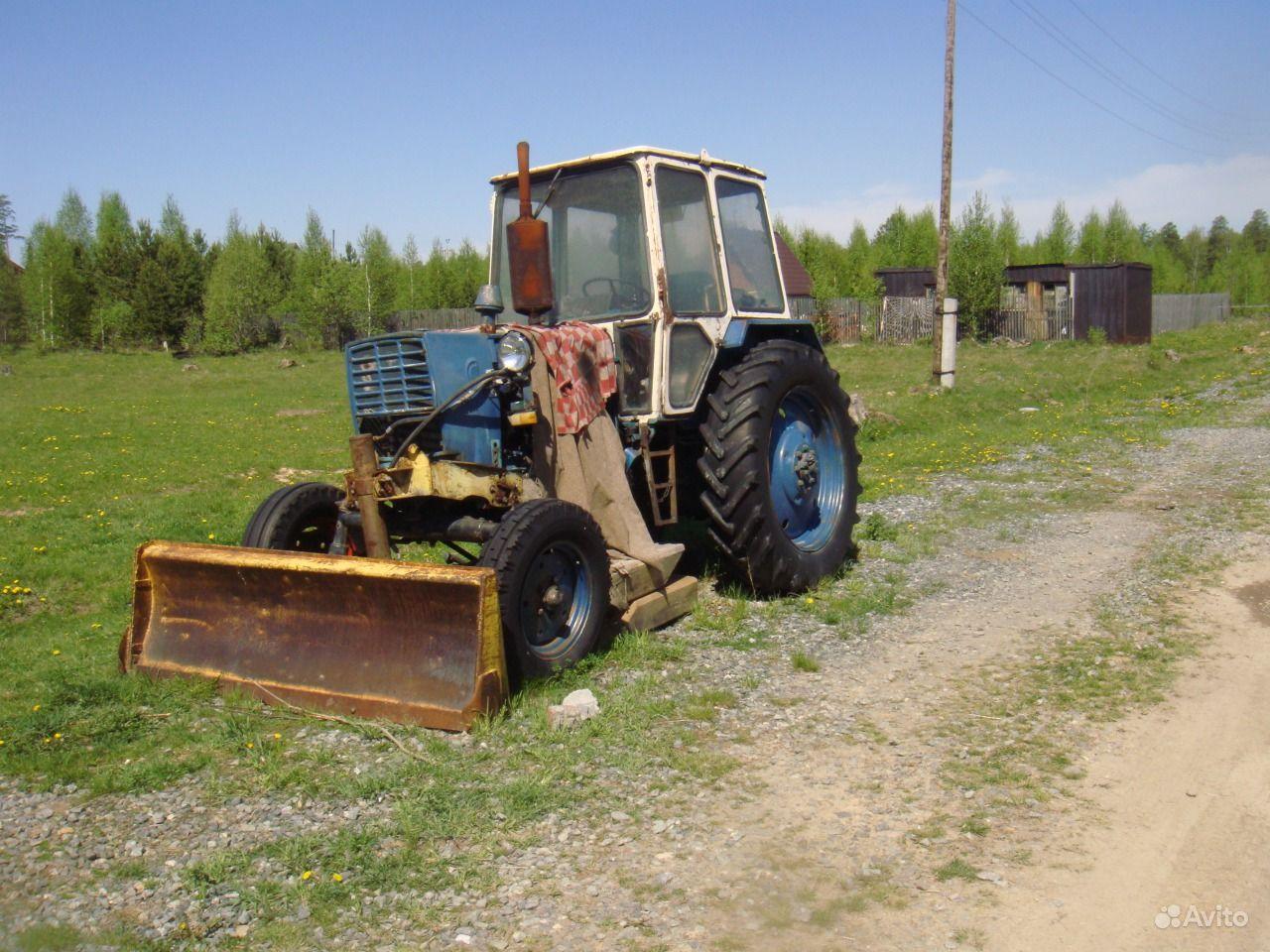 Плуг (отвал) для трактора МТЗ 82.1 с мостом ПВМ-822, ВПМ.