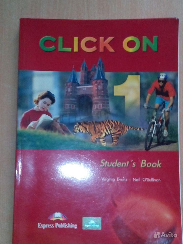 on 1 book решебник students click