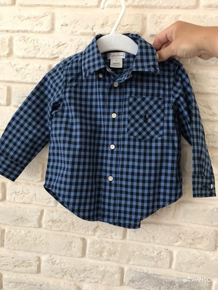 Рубашка Ralph Lauren, шорты Armani   Festima.Ru - Мониторинг объявлений 33777126cce