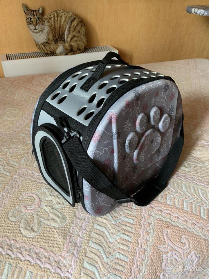 Сумка переноска для кошек и собак