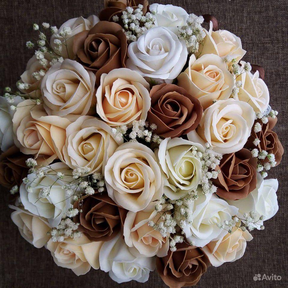 Цветы из мыла купить на Зозу.ру - фотография № 1