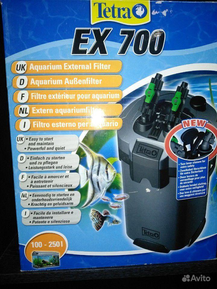 Внешний фильтр для аквариума купить на Зозу.ру - фотография № 1