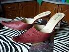 Разносились замшевые туфли что делать отшиваем согласно