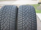 Две 215/55 R16 Dunlop SP Winter Sport 3D