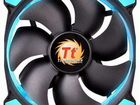 Thermaltake Riing 14 LED Blue   Товары для компьютера