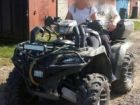 Квадроцикл Suzuki King Quad 750 AXI