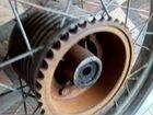 Диск с мотоцикла минск