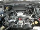Двигатель Subaru forester sg