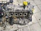 Двигатель в сборе 1.6 Renault Logan 2004 13