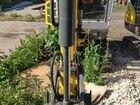 Миниэкскаватор Wacker Neuson EZ28 Б/У (120 м/ч)