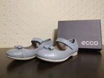 Детские туфли для девочки ecco audrey 780562 р-р28