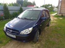 Hyundai Getz, 2008 г., Ярославль