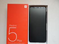Новые Xiaomi Redmi 5 Plus 4/64Gb Global Version
