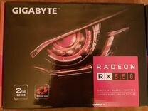 Gigabyte RX 550 — Товары для компьютера в Москве