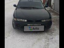 Mitsubishi Galant, 1996, с пробегом, цена 120 000 руб.