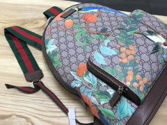 Рюкзак Gucci supreme 2017 collection 100 кожа