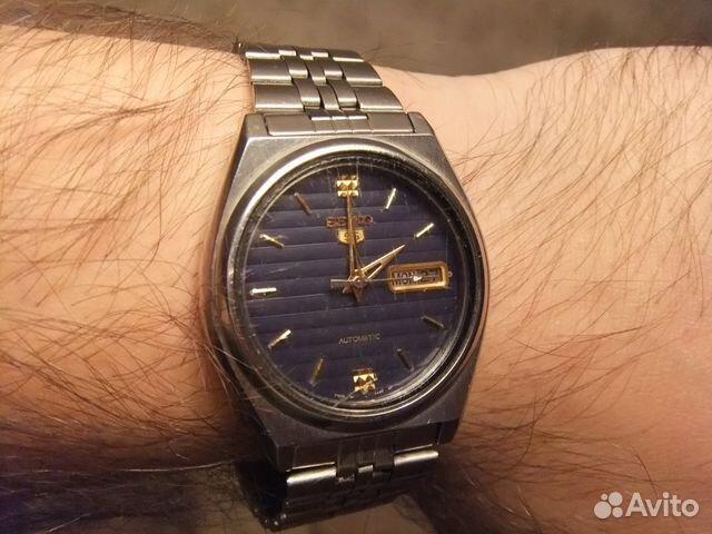 Японские часы наручныемеханические seiko