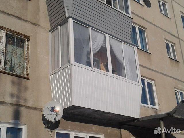 Выполненные нами работы - kamball - остекление балконов, пла.