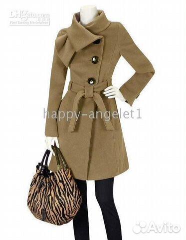Женское  Пальто  Karen  Millen  46  р-р