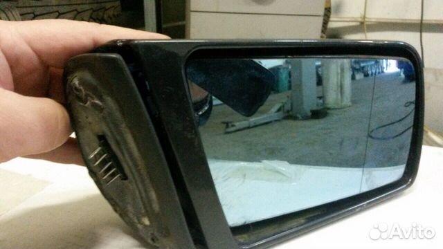 зеркало правое для мерседес w140