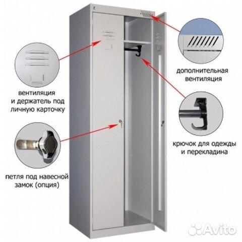 Купить металлический шкаф в метакон