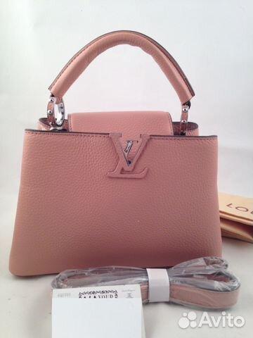 Сумка женская Louis Vuitton Луи Виттон квадратная: купить