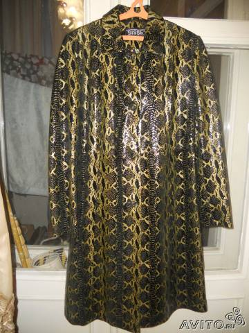 Продаю пальто женское, натуральная кожа, турция 89616522515 купить 1