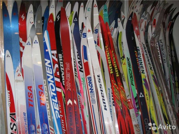 Лыжные беговые комплекты, лыжи, палки, ботинки купить в Белгородской ... 9203f602bda